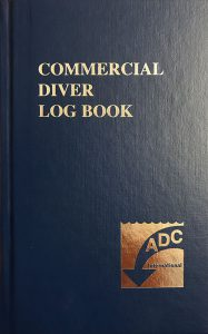 Commercial Diver Log Book