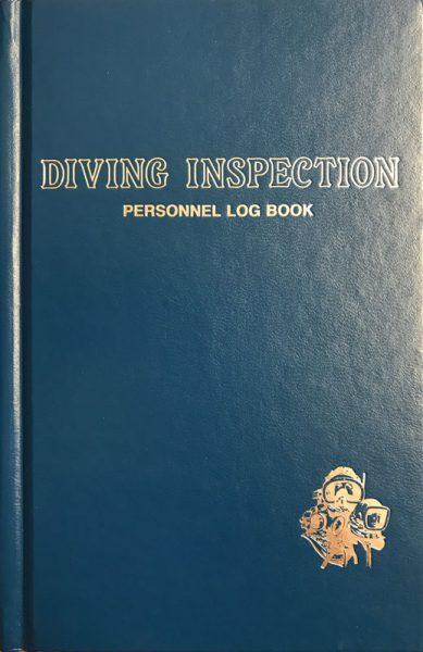 Diving Inspection Log Book